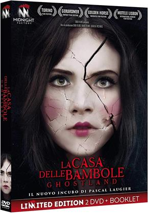La casa delle bambole - Ghostland (2018) (Limited Edition, 2 DVDs)