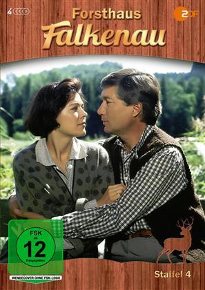 Forsthaus Falkenau - Staffel 4 (Riedizione, 4 DVD)