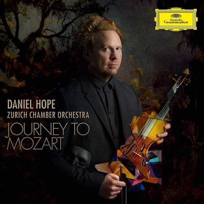 Wolfgang Amadeus Mozart (1756-1791), Joseph Haydn (1732-1809), Daniel Hope & Zurich Chamber Orchestra - Journey To Mozart (Japan Edition)