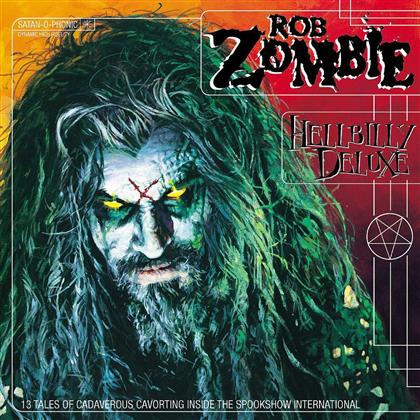 Rob Zombie - Hellbilly Deluxe (2018 Reissue, LP)