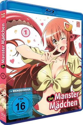 Die Monster Mädchen - Staffel 1 - Vol. 1 (2015)