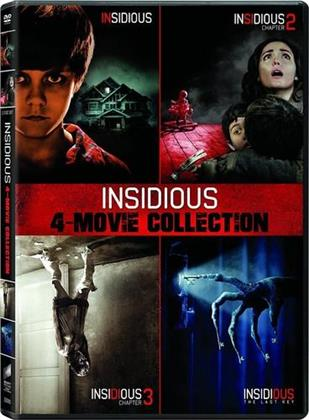 Insidious - 4-Movie Collection (4 DVDs)