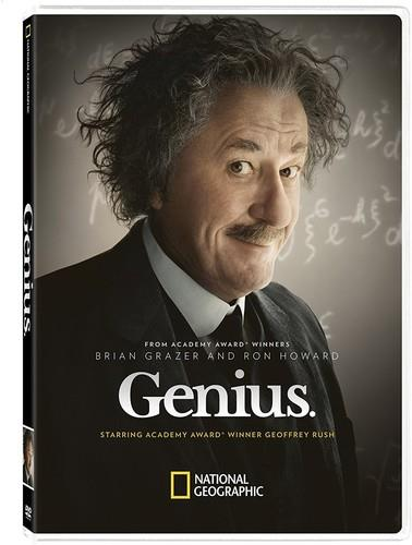 Genius - Season 1 (National Geographic, 4 DVDs)