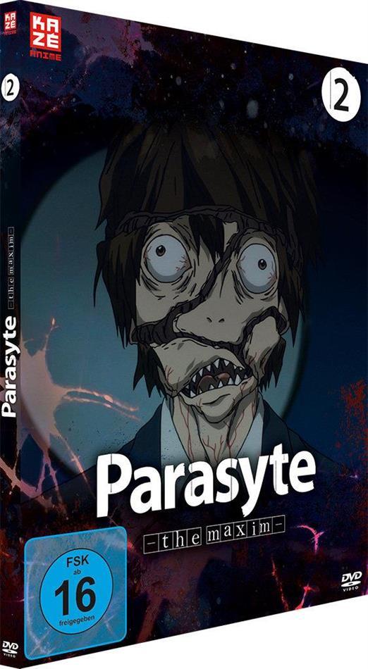 Parasyte -the maxim- - Staffel 1 - Vol. 2 (2 DVDs)