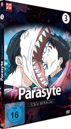Parasyte -the maxim- - Staffel 1 - Vol. 3 (2 DVDs)