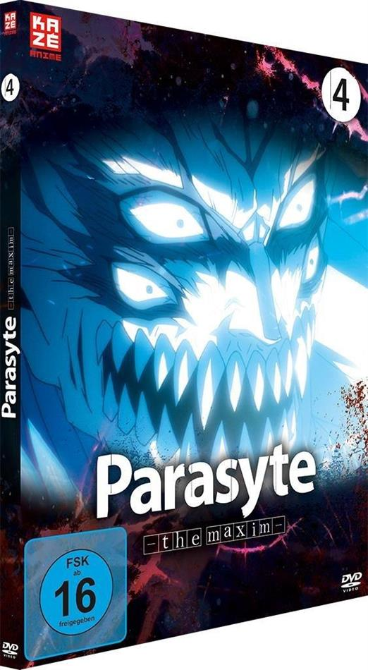 Parasyte -the maxim- - Staffel 1 - Vol. 4 (2 DVDs)