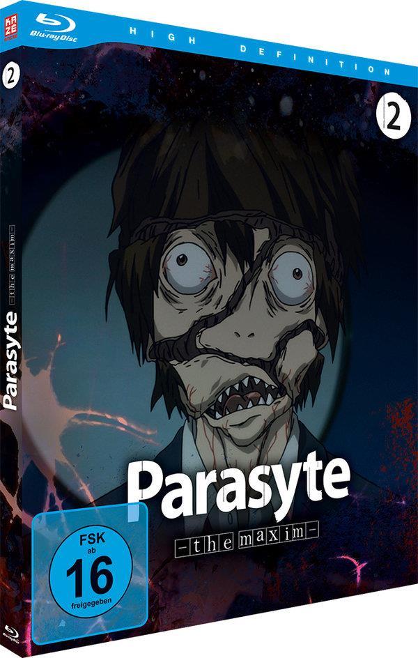 Parasyte -the maxim- - Staffel 1 - Vol. 2