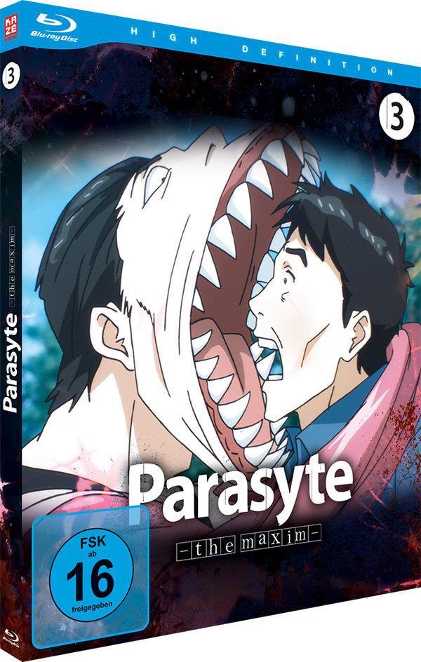 Parasyte -the maxim- - Staffel 1 - Vol. 3