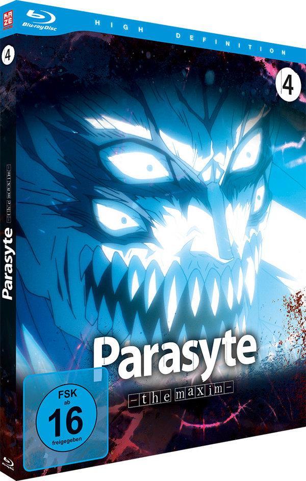 Parasyte -the maxim- - Staffel 1 - Vol. 4