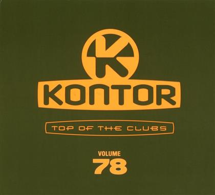 Kontor - Top Of The Clubs Vol. 78 (4 CDs)