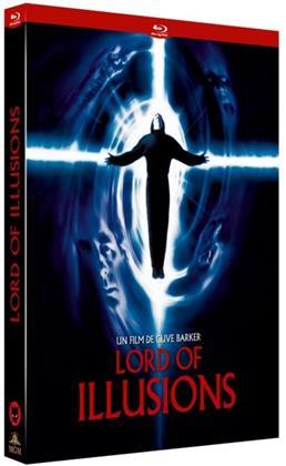 Lord of Illusions (1995) (Digipack, Edizione Limitata, Blu-ray + 2 DVD)
