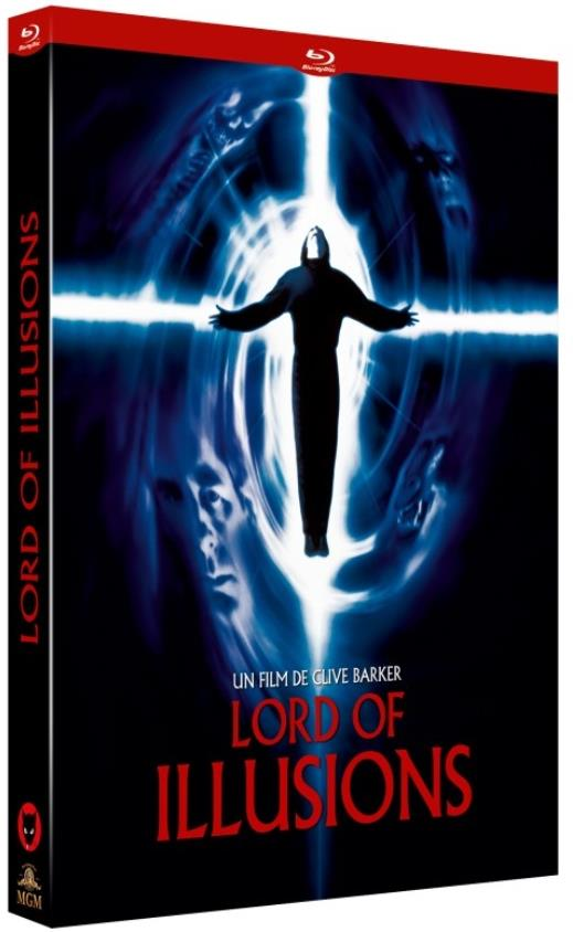 Lord of Illusions (1995) (Digipack, Limited Edition, Blu-ray + 2 DVDs)