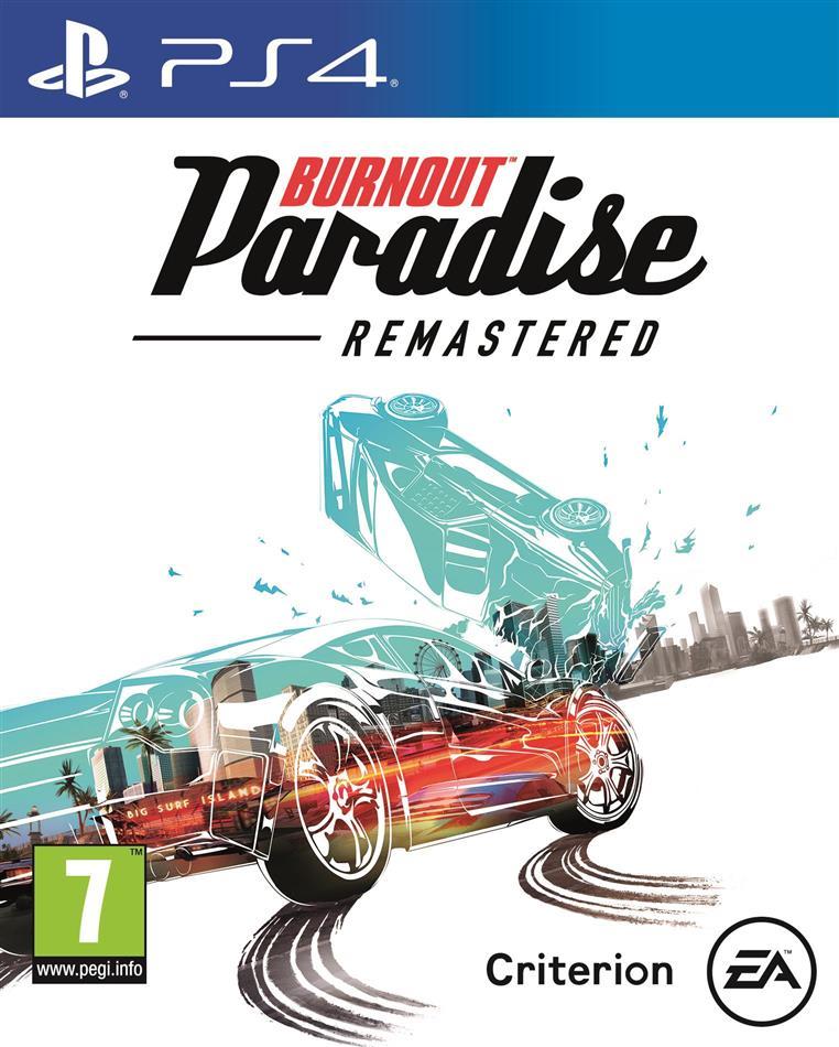 Burnout Paradise - (Remastered)