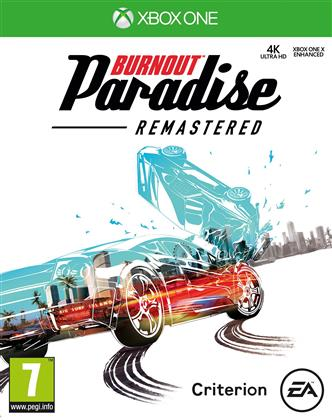 Burnout Paradise - (Remastered)