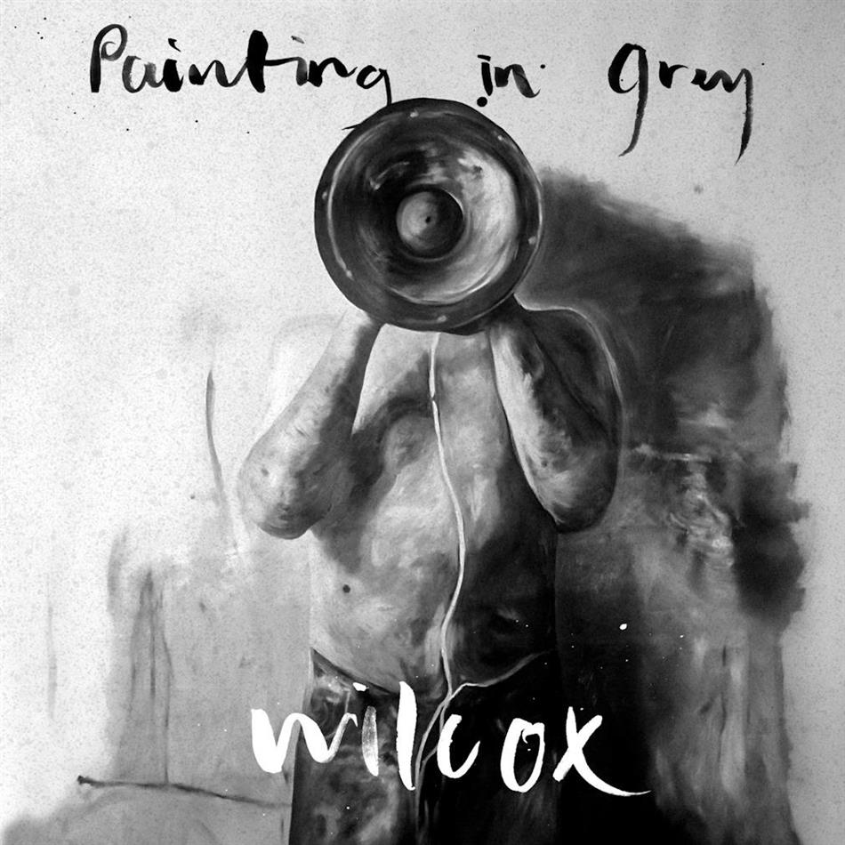 Wilcox - Painting In Grey (LP)