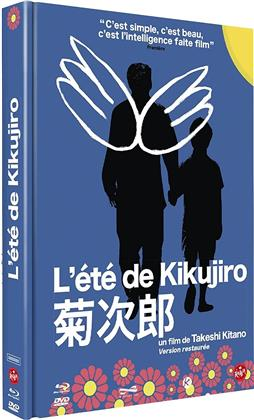 L'été de Kikujiro (1999) (Digibook, Limited Edition, Blu-ray + DVD + CD)