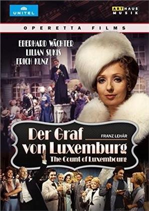 Der Graf von Luxemburg - The Count of Luxembourg (Unitel Classica, Arthaus Musik)