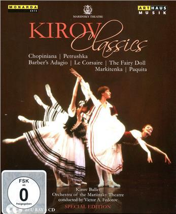 The Kirov Classics (+ CD)