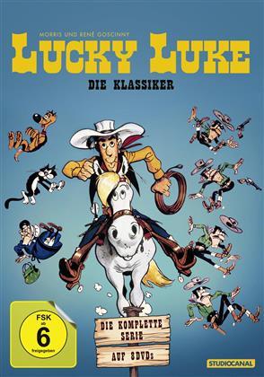 Lucky Luke - Die Klassiker - Die komplette Serie (8 DVDs)