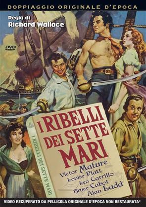 I ribelli dei 7 mari (1940) (Rare Movies Collection, s/w)