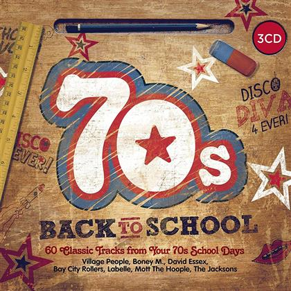 70S Back To School (3 CDs)