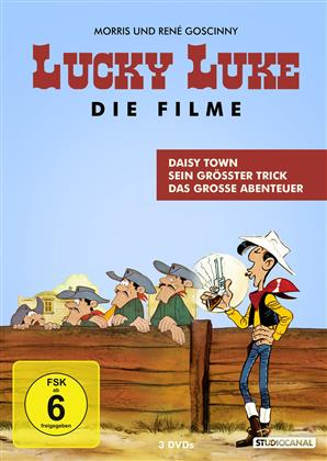 Lucky Luke - Die Filme (3 DVDs)