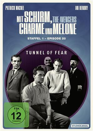 Mit Schirm, Charme und Melone - Staffel 1 Episode 20 - Tunnel of Fear