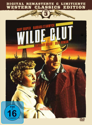 Wilde Glut (1953) (Western Classic Edition, Limited Edition, Mediabook, Remastered)