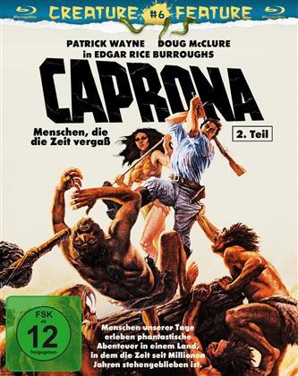 Caprona 2 - Menschen, die die Zeit vergaß (1977) (Creature Feature Collection)