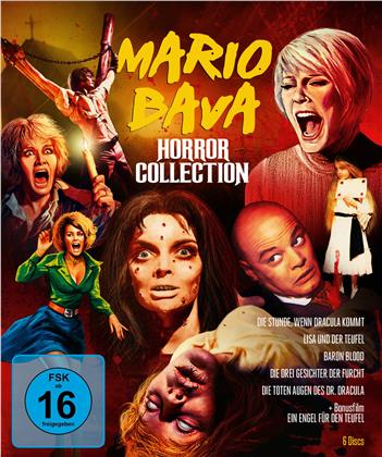 Mario Bava - Horror Collection (5 Blu-rays + DVD)