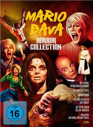Mario Bava - Horror Collection (6 DVDs)