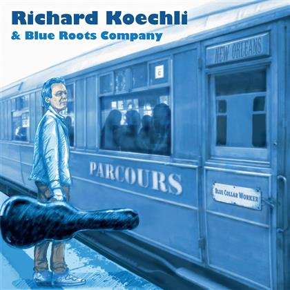 Richard Koechli & Blue Roots Company - Parcours