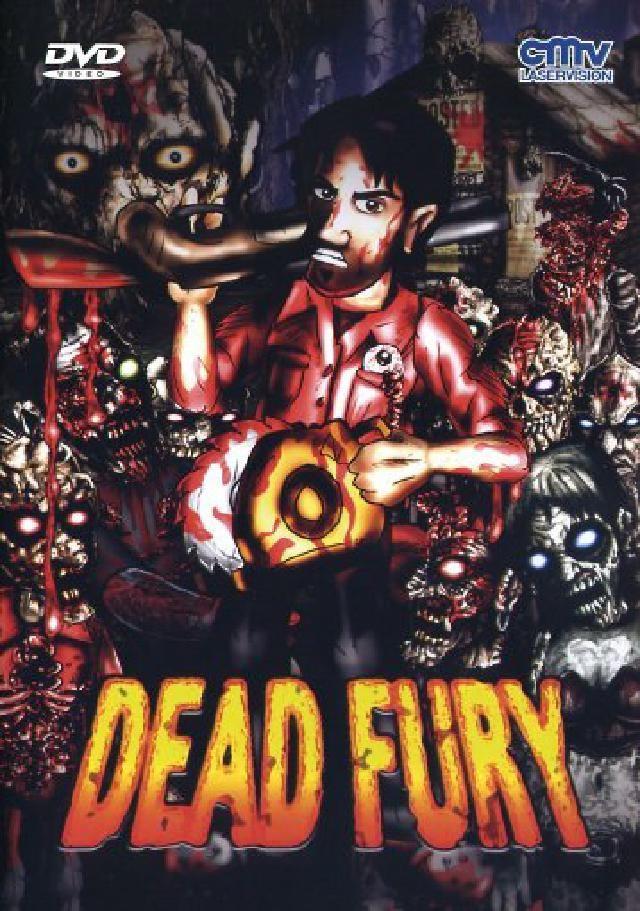 Dead Fury (2008) (Kleine Hartbox, Limited Edition, Uncut)