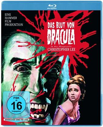 Das Blut von Dracula (1970) (Limited Edition, Uncut)