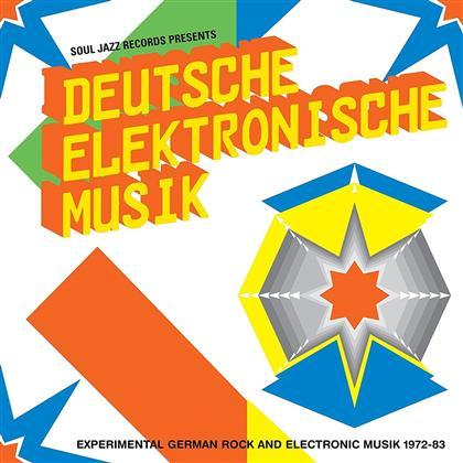 Deutsche Elektronische Musik: Experimental German Rock And Electronic Music 1972-83 (2 LPs)