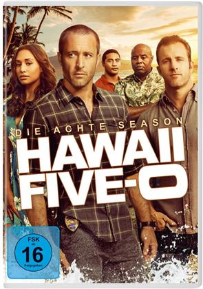 Hawaii Five-O - Staffel 8 (2010) (6 DVDs)