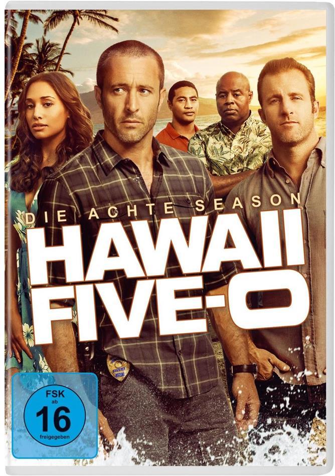 Hawaii Five-O - Staffel 8 (2010) (6 DVDs)