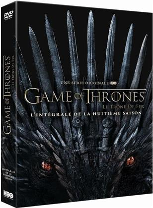 Game of Thrones - Saison 8 - La Saison Finale (4 DVDs)