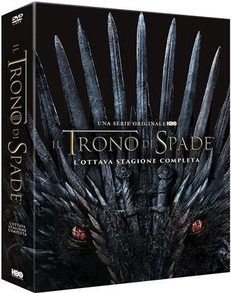 Il Trono di Spade - Stagione 8 (3 DVD)
