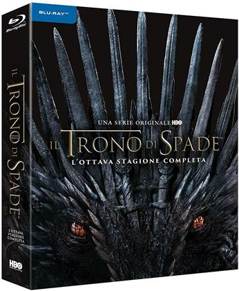 Il Trono di Spade - Stagione 8 (3 Blu-rays)