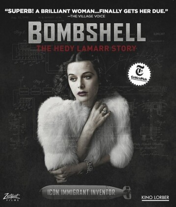 Bombshell - The Hedy Lamarr Story (2017)
