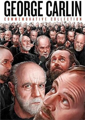 George Carlin - Commemorative Collection (Blu-ray + 8 DVDs + CD)
