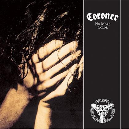 Coroner - No More Color (2018 Reissue, LP)