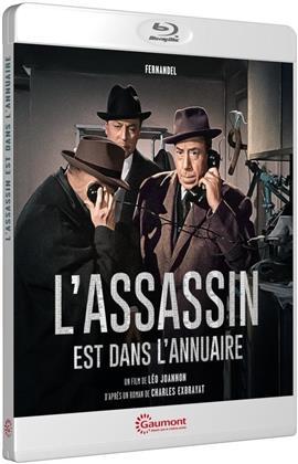 L'assassin est dans l'annuaire (1962) (Collection Gaumont Découverte, s/w)