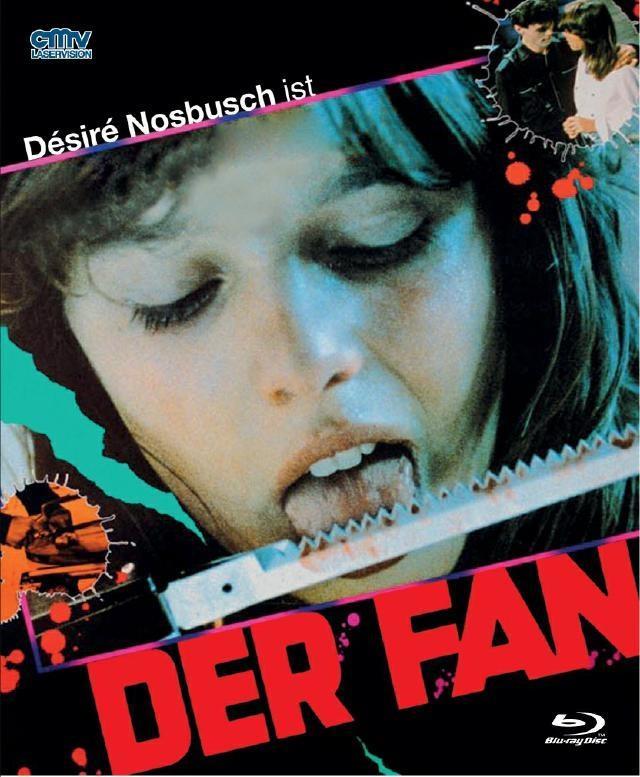 Der Fan (1982) (Cover B, Mediabook, Uncut)