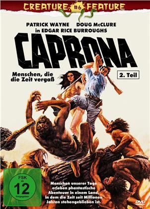 Caprona 2 - Menschen, die die Zeit vergass (1977) (Creature Feature Collection)