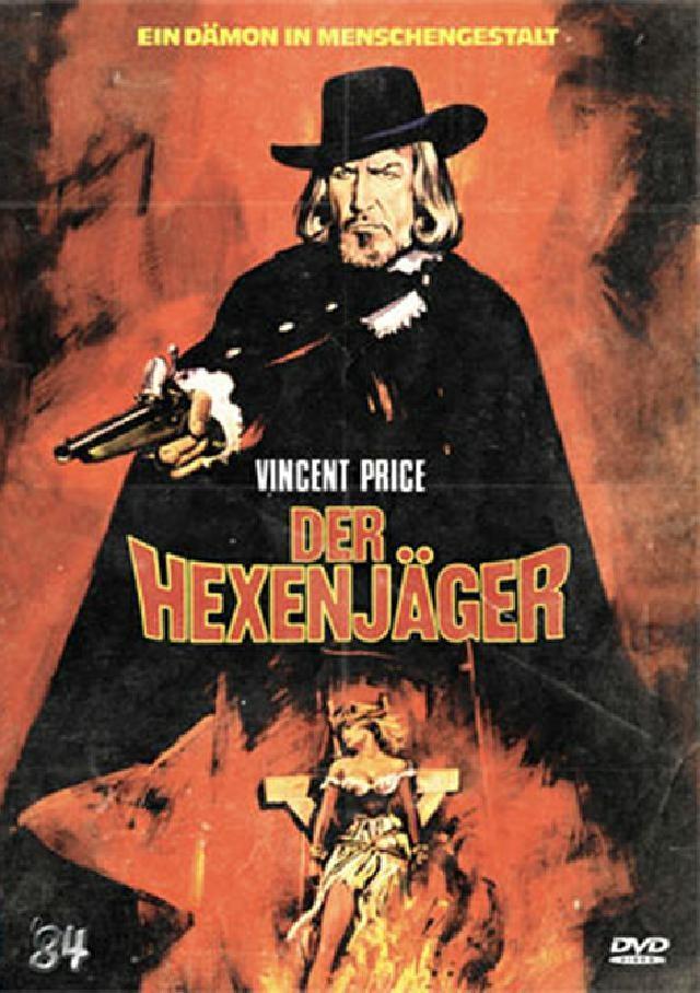 Der Hexenjäger (1968) (Kleine Hartbox, Versione Rimasterizzata, Uncut)