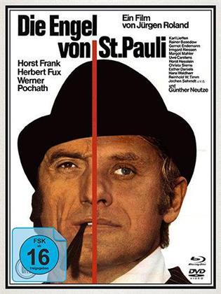 Die Engel von St. Pauli (1969) (Schuber, Edition Deutsche Vita, Limited Edition, Uncut, Blu-ray + DVD)