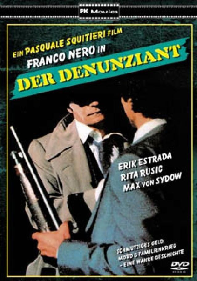 Der Denunziant (1985) (Kleine Hartbox, Cover B, Uncut)