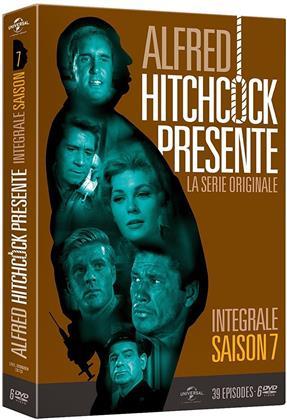 Alfred Hitchcock présente - La série originale - Saison 7 (b/w, 6 DVDs)